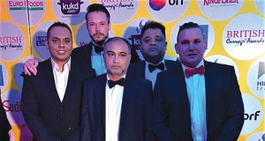 MILTON KEYNES REPRESENTED AT NATIONAL CURRY AWARDS