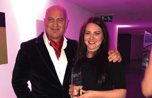 Mark and Bethany Philips from City Stay Apartments, Milton Keynes