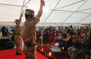 Mark Lancaster attending 200th anniversary of diplomatic relations between Nepal and the UK