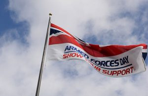 Mayor of Milton Keynes Cllr David Hopkins will start Armed Forces Week with a flag-raising ceremony outside the Civic Offices of Milton Keynes Council