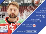 Canadian forward Guillaume Doucet to join MK Lightning