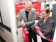 Tom Kerridge and Claire Clark Officially Open the Claire Clark Academy at MK College[1]