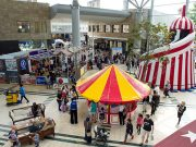 intu Milton Keynes hosts spectacular summer party