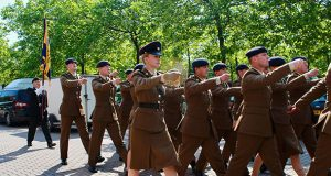 Armed Forces Day in Milton Keynes