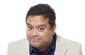 Paul Sinha will appear at the Milton Keynes Comedy Festival