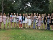 Beauty students from Champneys