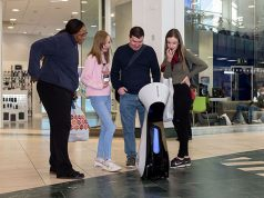 shop-bot comes to into Milton Keynes