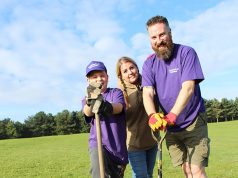 Make a difference Day with The Parks Trust