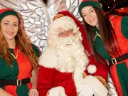 Visit Santa for free at Xscape MK