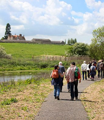 The Parks Trust's Walking Festival