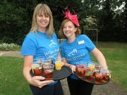 Summer fair at Willen Hospice